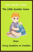 Cover for 'Kids Number Game : The Little Number Game'