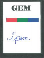Cover for 'Gem'