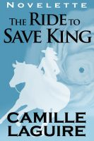 Cover for 'The Ride to Save King'