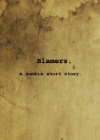 Cover for 'Blamers'