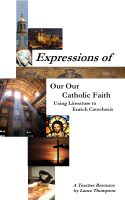 Cover for 'Expressions of our Catholic Faith: Using Literature to Enrich Catechesis'