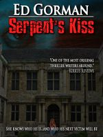 Cover for 'Serpent's Kiss'