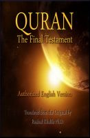 Cover for 'Quran  - The Final Testament - Authorised English Version'