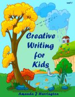 Cover for 'Creative Writing for Kids'