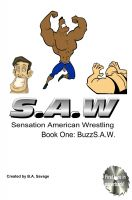 Cover for 'SAW - Sensational American Wrestling'