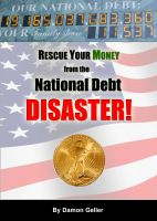 Cover for 'Rescue Your Money from the National Debt Disaster'