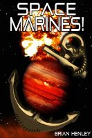 Cover for 'Space Marines!'