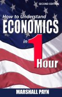 Cover for 'How to Understand Economics in 1 Hour'