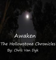 Cover for 'Awaken: The Hollowstone Chronicles'