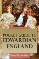Cover for 'Pocket Guide to Edwardian England'