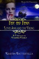 Cover for 'Love: Ann and the Viking'