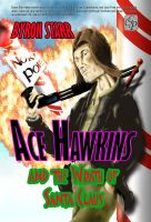 Cover for 'Ace Hawkins and the Wrath of Santa Claus'