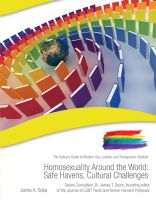 Cover for 'Homosexuality Around the World: Safe Havens, Cultural Challenges'