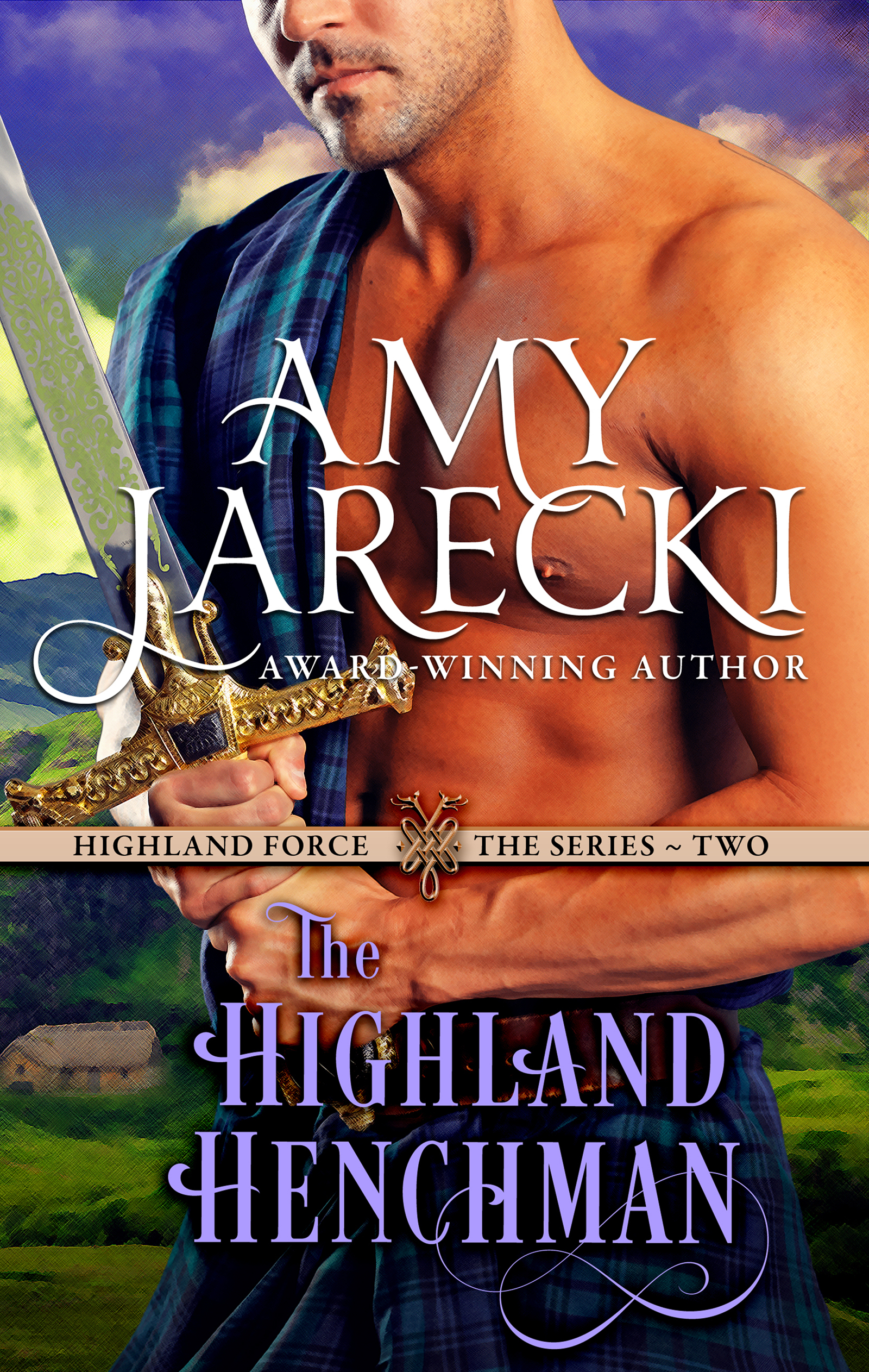 Amy Jarecki - The Highland Henchman (Scottish Historical Romance)