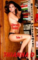 Cover for 'Library Tales: Take 1 Britta's Punishment'