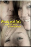 Cover for 'Family and Pets - A collection of poems'