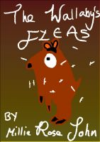 Cover for 'The Wallaby's Fleas'
