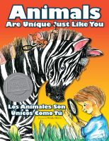 Cover for 'Animals Are Unique Just Like You'