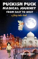 Cover for 'Puckish Puck: Magical Journey From East to West'