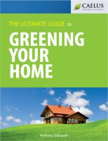 Cover for 'The Ultimate Guide to Greening your Home'