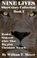 Cover for 'Nine Lives Short Story Collection, Book 1'