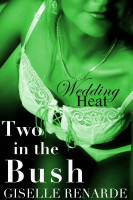 Cover for 'Wedding Heat: Two in the Bush'