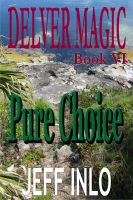 Cover for 'Delver Magic Book VI: Pure Choice'