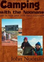 Cover for 'Camping with the Noonans'