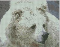 Cover for 'Bear Cross Stitch Pattern'