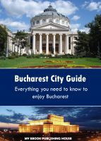 Cover for 'Bucharest City Guide'