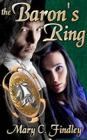 Cover for 'The Baron's Ring'