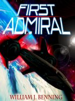 Cover for 'First Admiral'