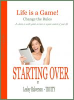 Cover for 'Starting Over - Change The Rules!'
