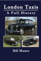 Cover for 'London Taxis a Full History'