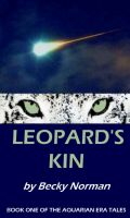 Cover for 'Leopard's Kin'