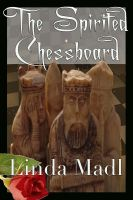 Cover for 'The Spirited Chessboard'