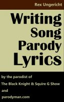 Cover for 'Writing Song Parody Lyrics'
