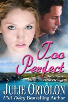 Cover for 'Too Perfect'