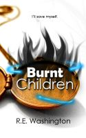 Cover for 'Burnt Children'