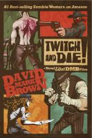Cover for 'Twitch and Die! (Lost DMB Files #26)'