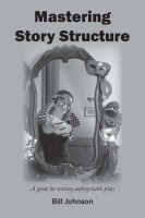 Cover for 'Mastering Story Structure - A guide for writing unforgettable plays'