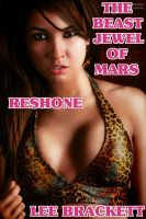 Cover for 'The Beast Jewel of Mars Reshone'