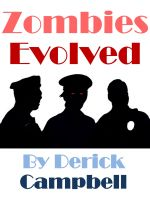Cover for 'Zombies Evolved'