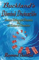 Cover for 'Buckland's Domino Divination Fortune-Telling with Döminös and the Games of Döminös'