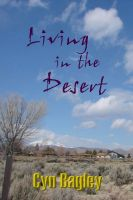 Cover for 'Living in the Desert'