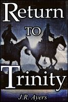 Cover for 'Return To Trinity'
