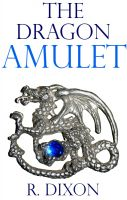 Cover for 'The Dragon Amulet (Mind Control, Contemporary Fantasy)'
