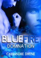 Cover for 'Blue Fire - Domination'