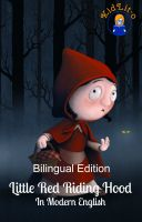 Cover for 'Little Red Riding Hood In French and English (Bilingual Edition)'
