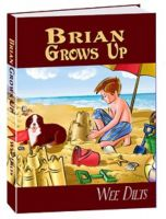 Cover for 'Brian Grows Up'